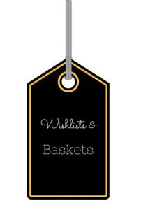 Wishlists and Baskets