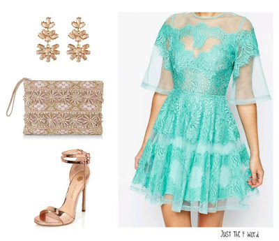 lace-dress-rose-gold-shoes