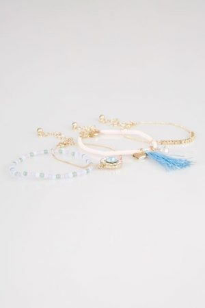 Multi Friendship Bracelet Set