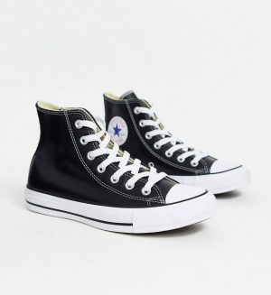 Converse Hi Top Leather