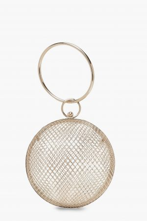 Cage Sphere Bag